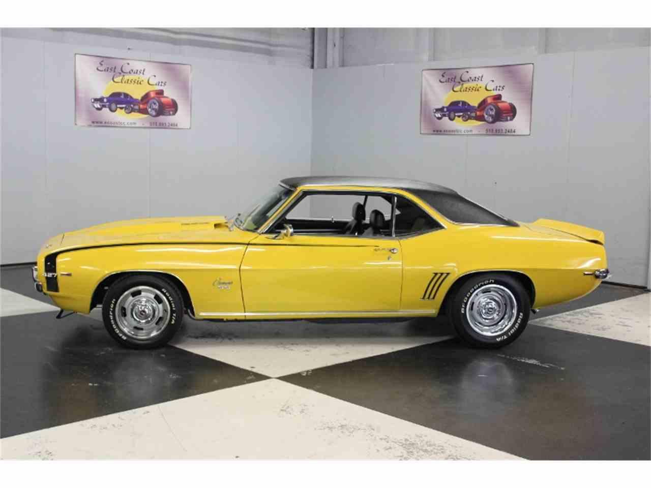 1969 Chevrolet Camaro RS/SS for Sale | ClassicCars.com | CC-1087835