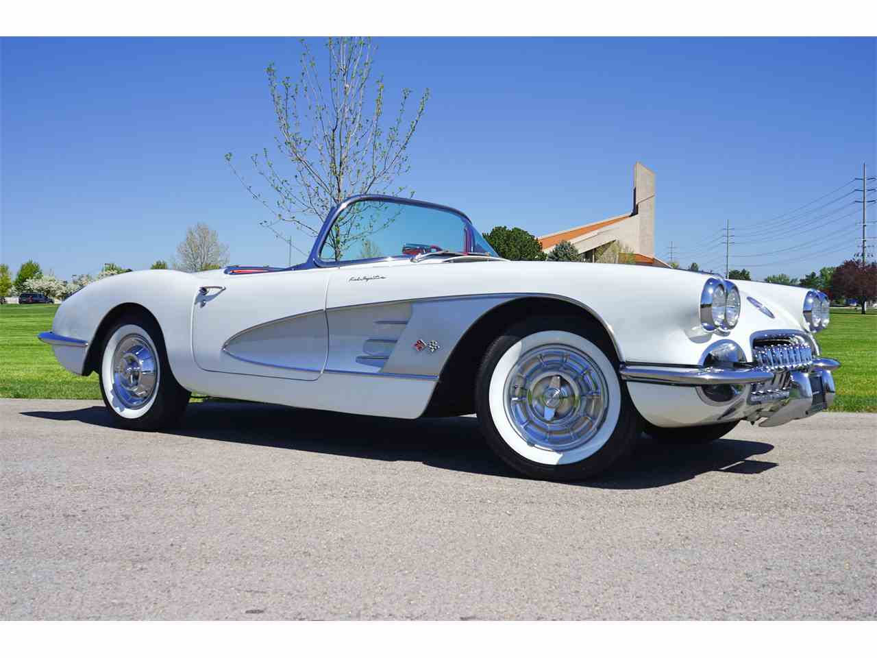 Large Picture of Classic '58 Corvette located in Idaho - NBDP
