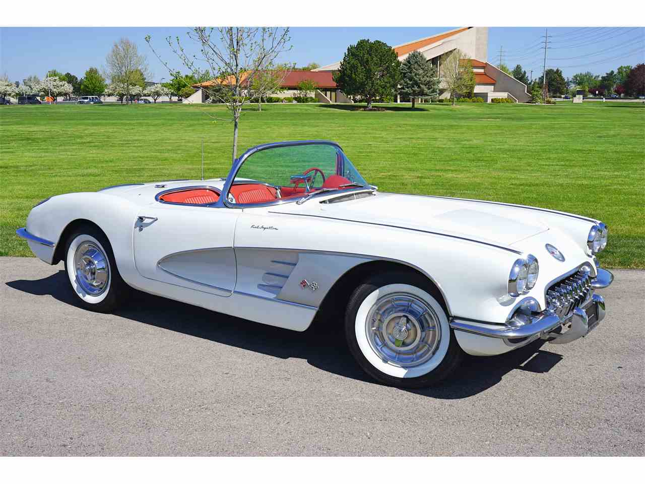 Large Picture of 1958 Chevrolet Corvette located in Boise Idaho - $79,995.00 - NBDP