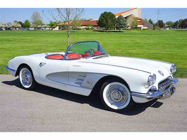Picture of '58 Corvette - NBDP