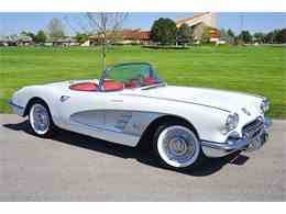 Picture of Classic 1958 Chevrolet Corvette located in Boise Idaho - NBDP