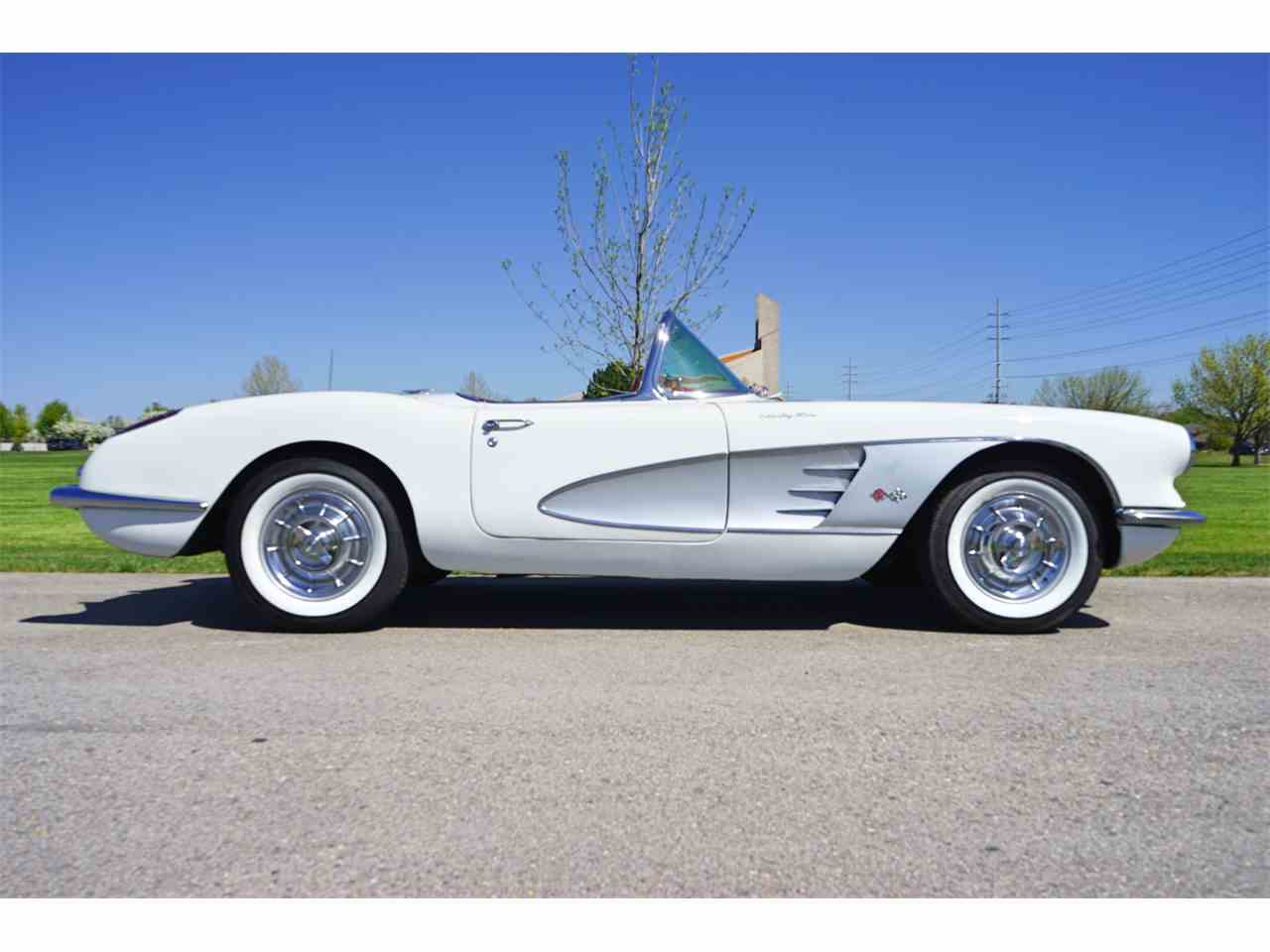Large Picture of 1958 Chevrolet Corvette located in Idaho - $79,995.00 - NBDP