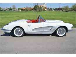 Picture of Classic '58 Corvette located in Boise Idaho - $79,995.00 Offered by a Private Seller - NBDP