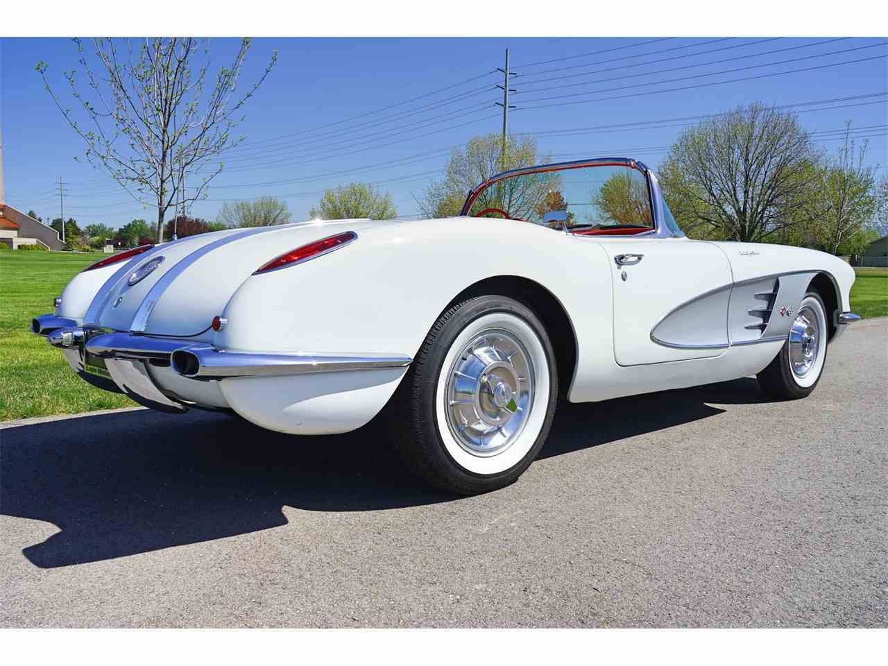 Large Picture of '58 Corvette located in Boise Idaho - $79,995.00 Offered by a Private Seller - NBDP