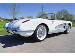 Picture of 1958 Corvette Offered by a Private Seller - NBDP