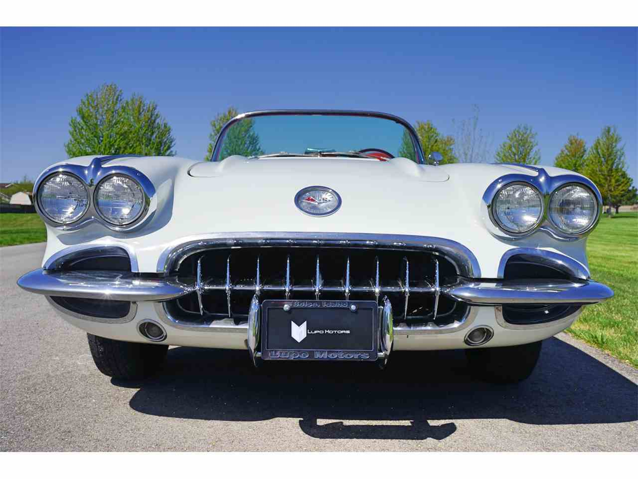 Large Picture of 1958 Corvette located in Idaho - NBDP