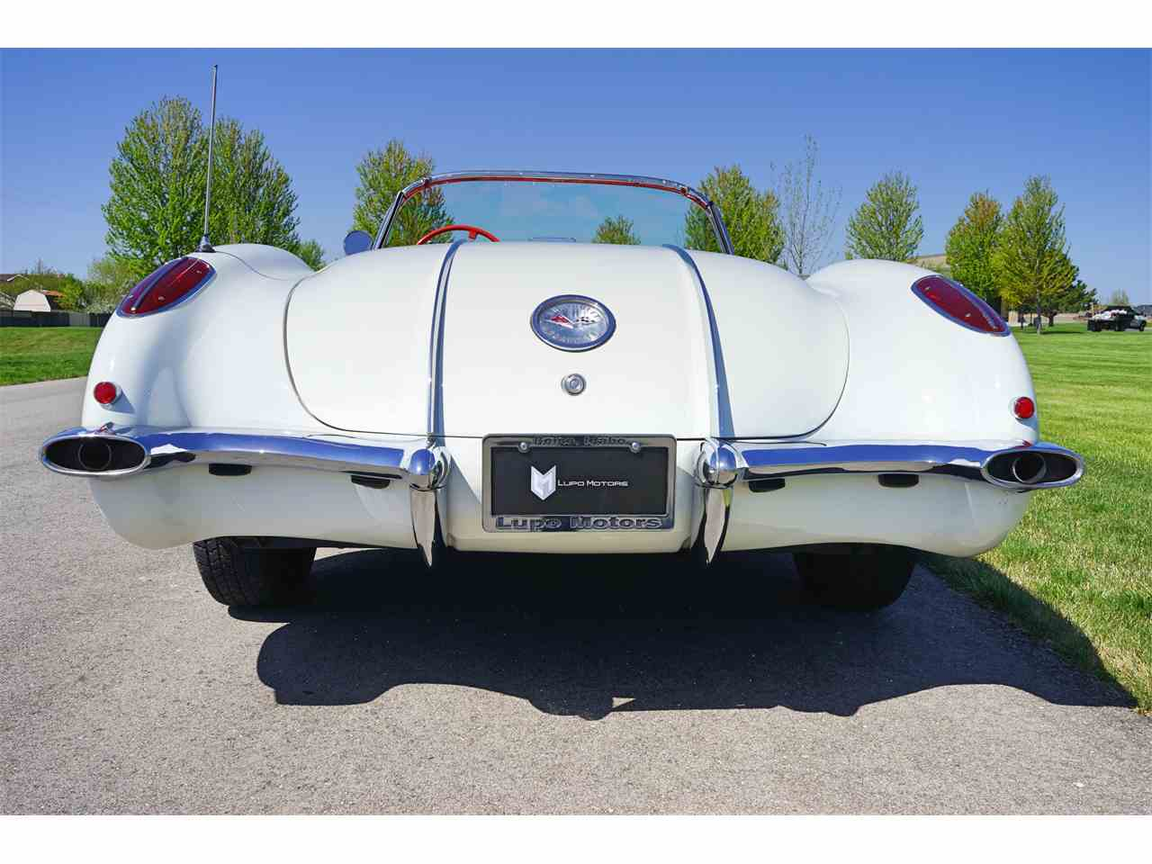 Large Picture of '58 Corvette Offered by a Private Seller - NBDP