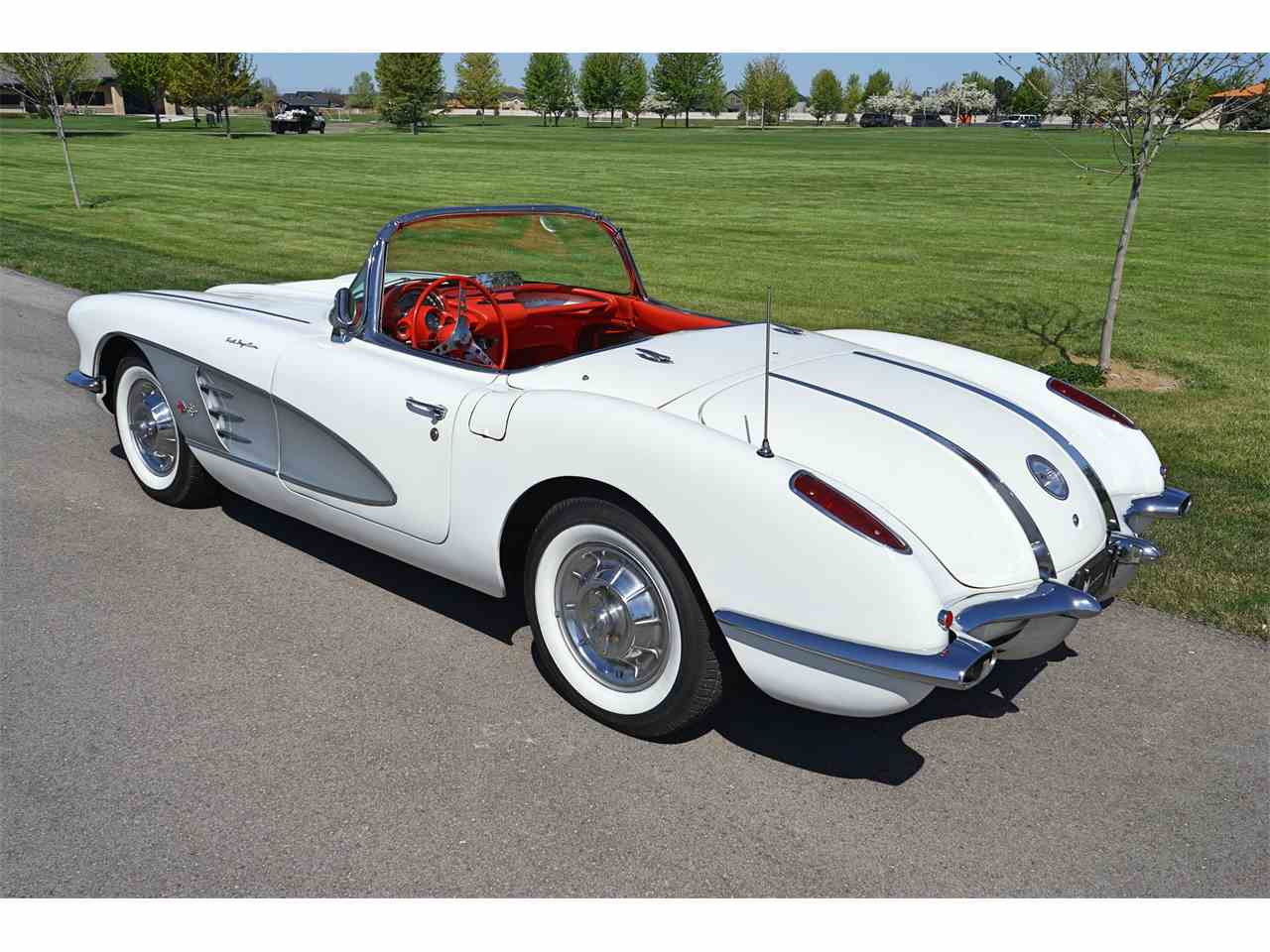 Large Picture of Classic '58 Corvette located in Idaho - $79,995.00 - NBDP