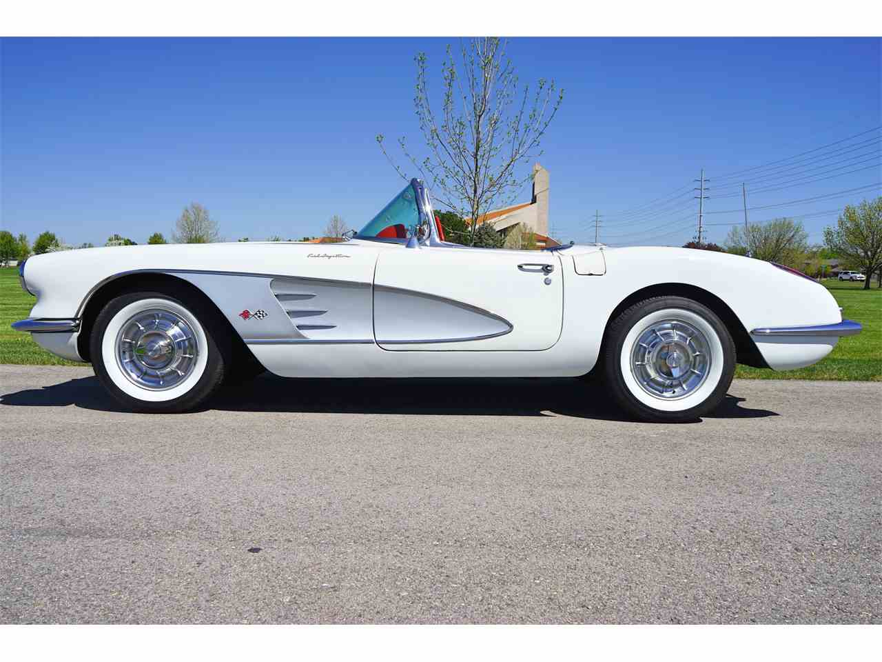 Large Picture of 1958 Corvette located in Boise Idaho Offered by a Private Seller - NBDP