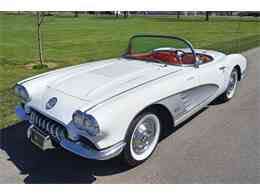 Picture of '58 Corvette located in Boise Idaho - $79,995.00 - NBDP