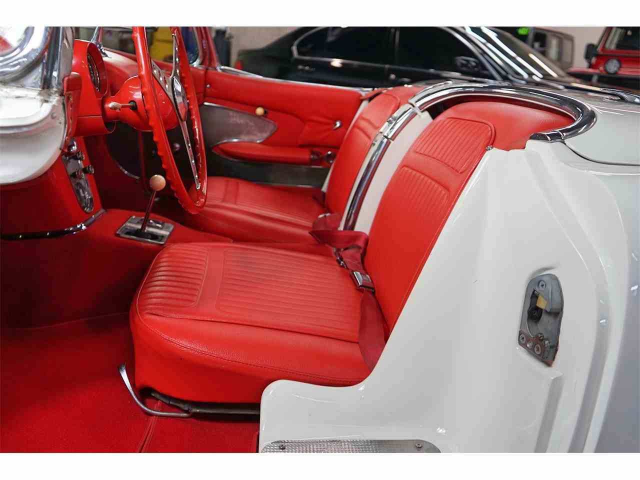 Large Picture of Classic '58 Chevrolet Corvette Offered by a Private Seller - NBDP