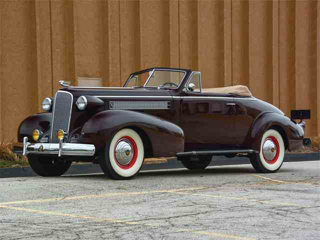 Picture of '37 Series 60 Convertible Coupe - N5XS