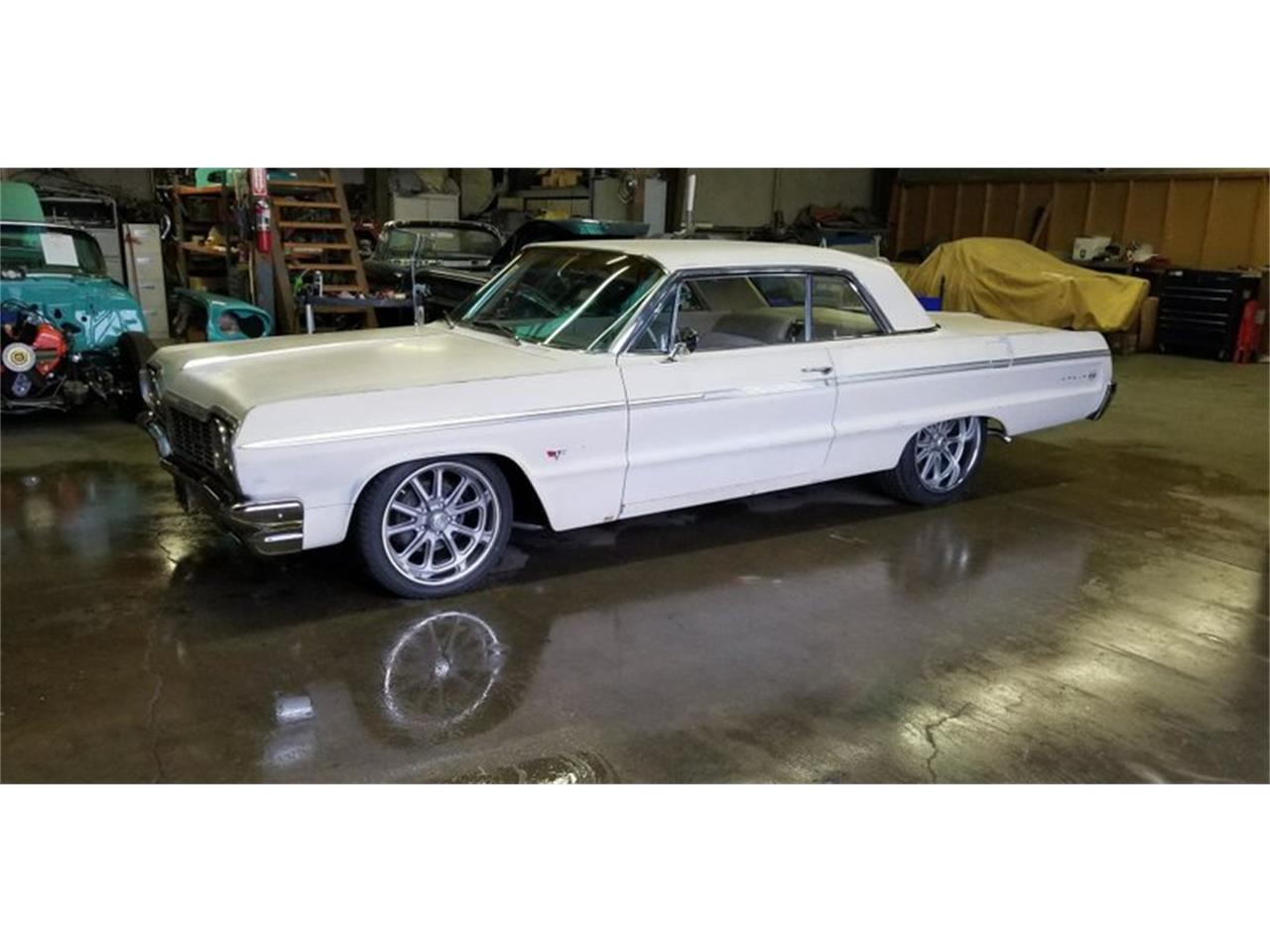 Large Picture of '64 Impala SS - N5XT