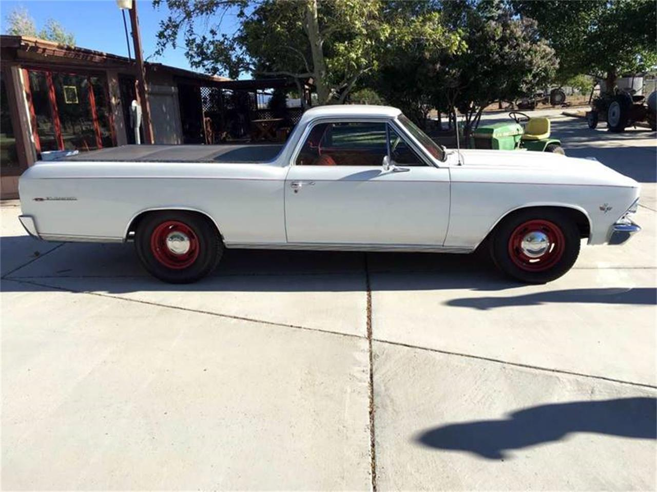 1966 Chevrolet El Camino For Sale Cc 1087850 Large Picture Of 66 Nbe2