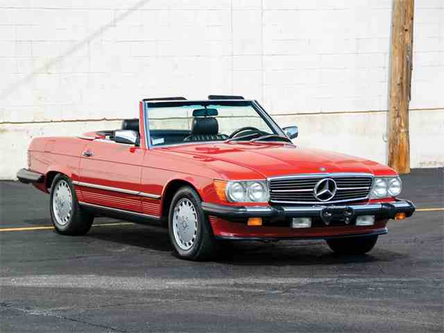 Picture of '87 560SL - N5XV