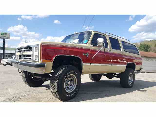 Picture of '87 Suburban - NBF6