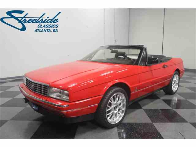 Picture of '91 Cadillac Allante located in Lithia Springs Georgia - $14,995.00 - NBFG