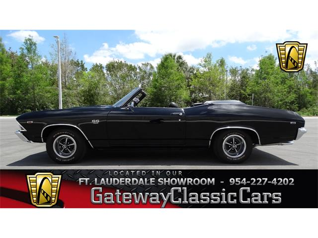 Picture of Classic '69 Chevrolet Chevelle located in Florida - NBFN