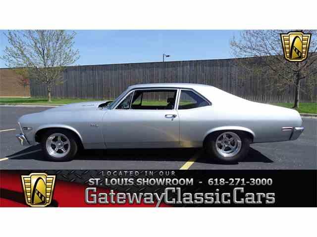 Picture of Classic '70 Chevrolet Nova - $58,000.00 - NBFQ
