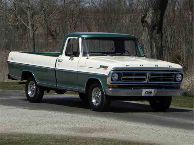 Picture of '72 F100 - NBFU