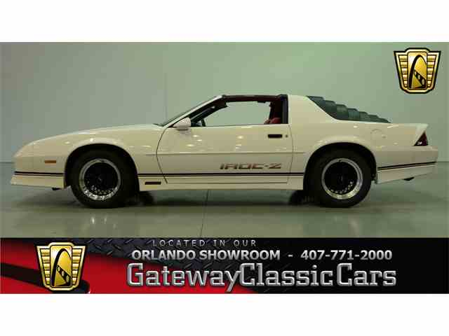 Picture of '89 Chevrolet Camaro Offered by  - NBG6