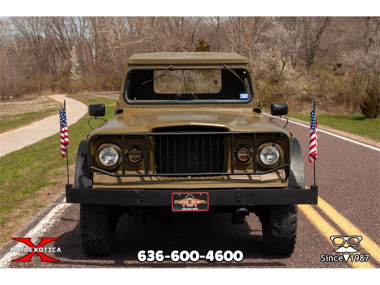 Kaiser Jeep M Std on 1968 Jeep Kaiser M715 For Sale