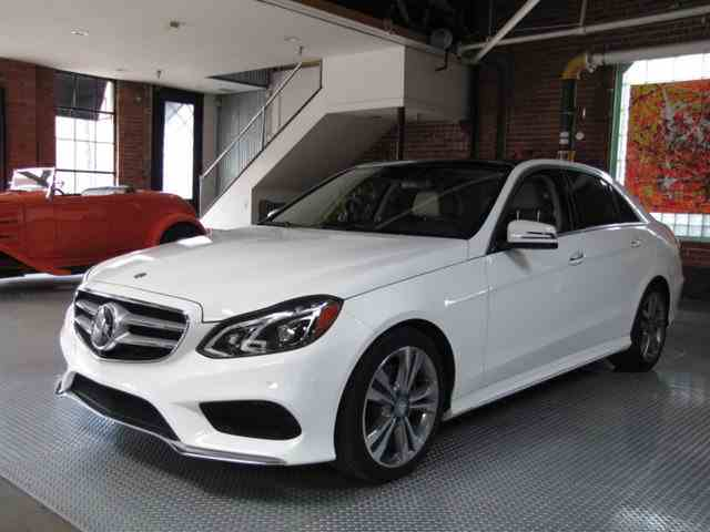 Picture of '15 E-Class - N5Y6