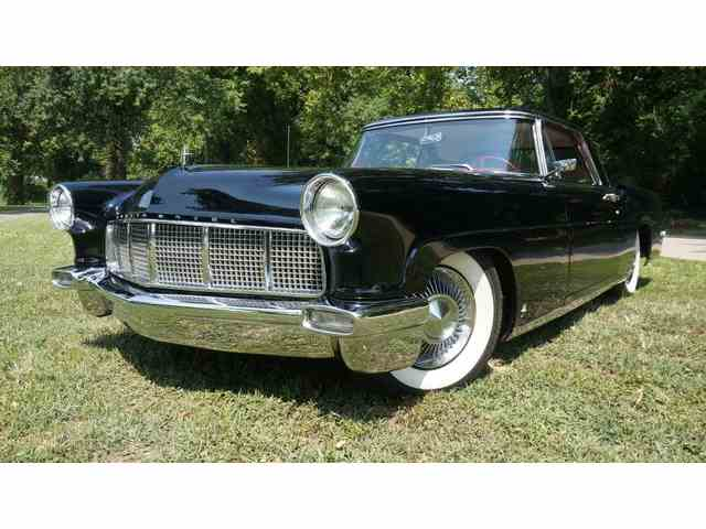 Picture of '56 Continental - N5C8