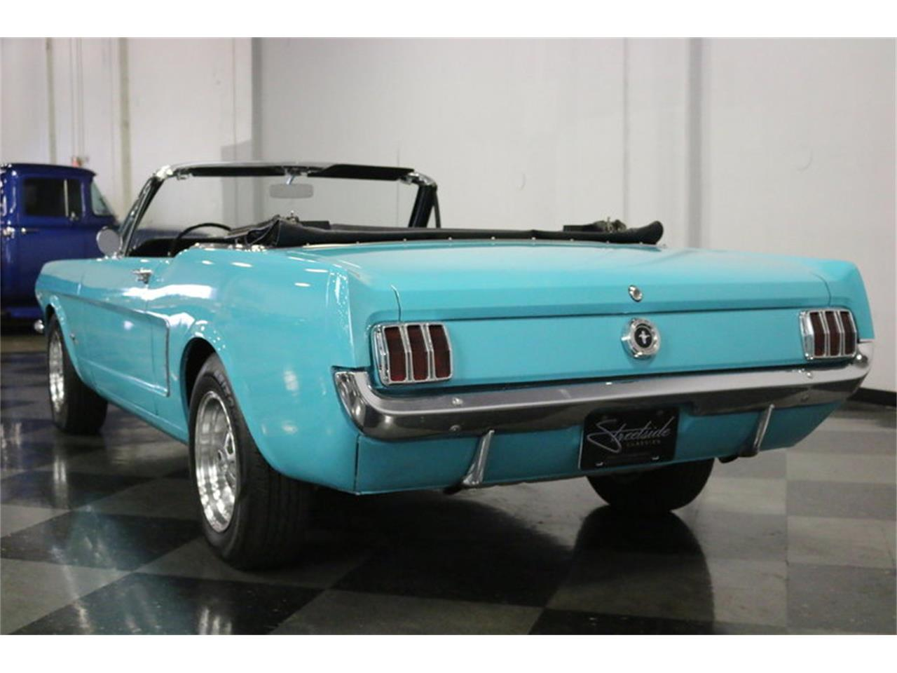 Large Picture of '65 Mustang - NBIA