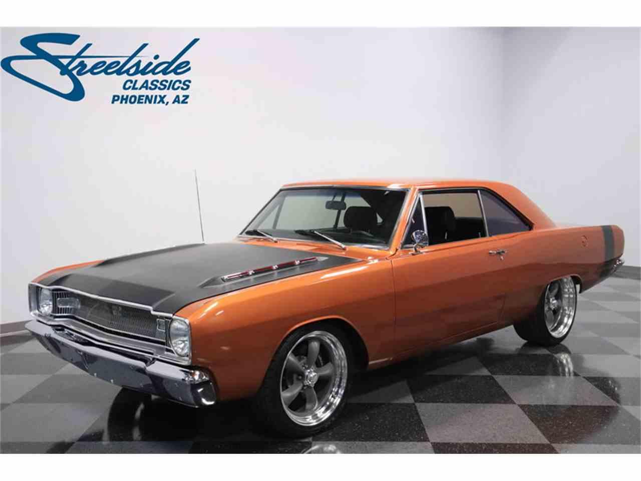 1967 Dodge Dart for Sale   ClicCars.com   CC-1088003