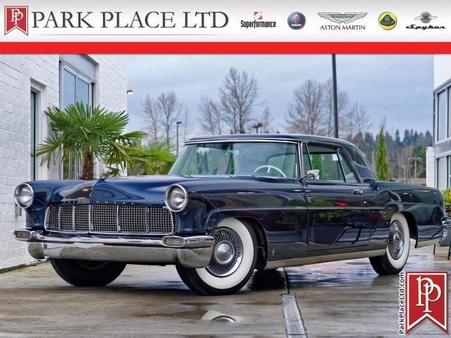 Picture of '56 Continental Mark II - NBIC