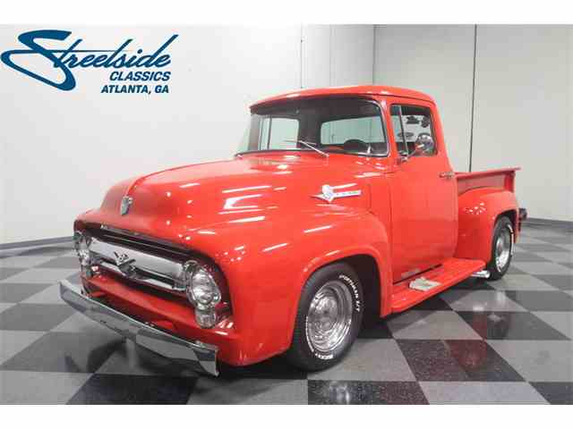 Picture of 1956 Ford F100 located in Lithia Springs Georgia Offered by  - NBIM