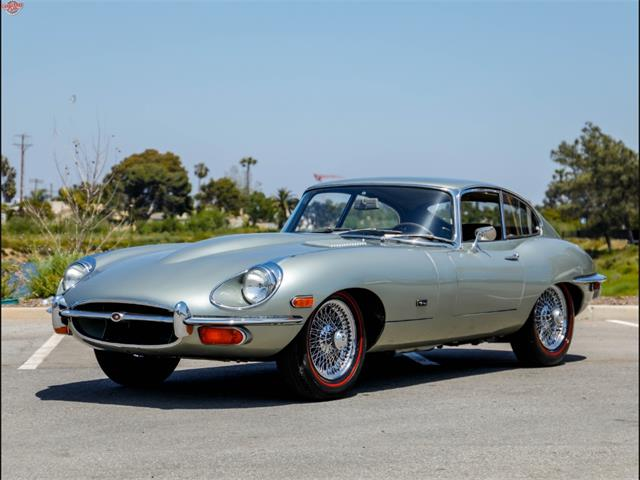 Picture of '71 E-Type - NBIT