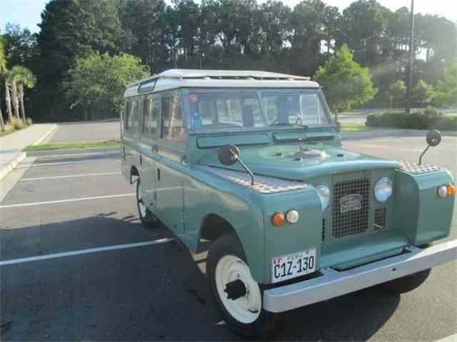 Picture of Classic 1968 Series IIA Offered by  - NBIY