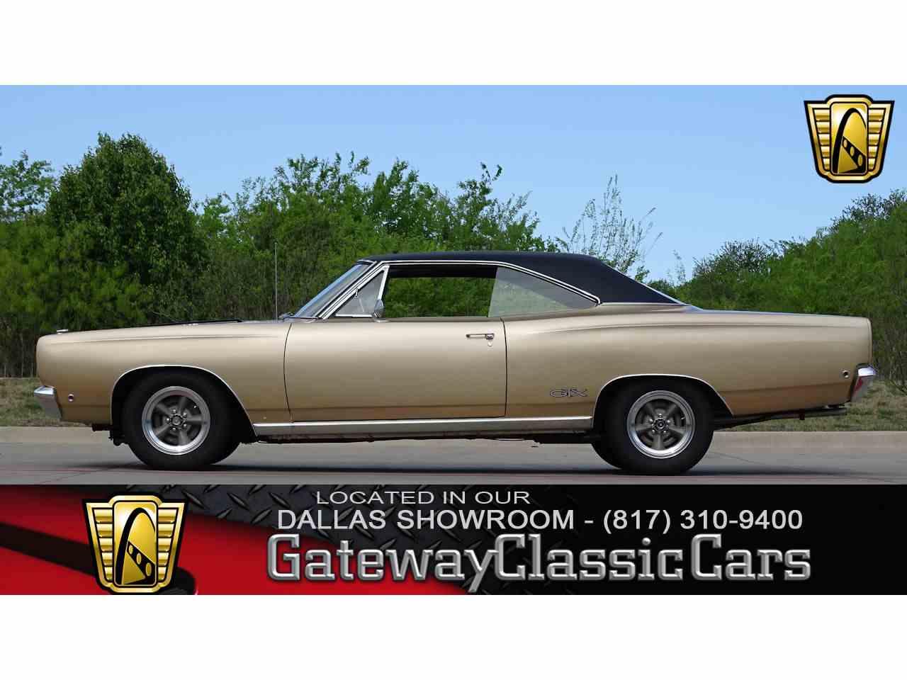 1968 Plymouth GTX for Sale   ClassicCars.com   CC-1088037
