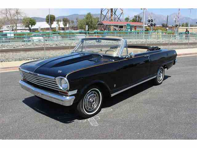 Picture of '63 Nova located in La Verne California Offered by  - NBJR