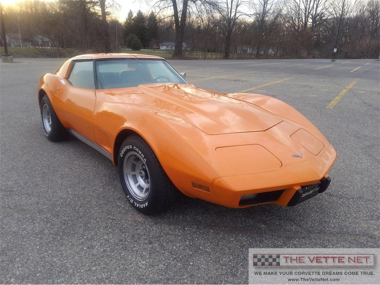 Large Picture of '77 Corvette - NBK1