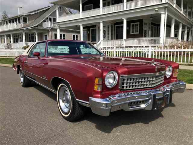 Picture of 1974 Chevrolet Monte Carlo located in Connecticut Offered by  - NBK6