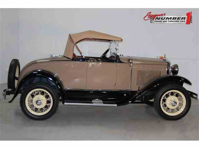 Picture of '31 Model A - NBKF