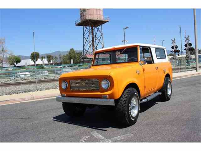 Picture of 1961 International Scout Offered by  - NBKJ