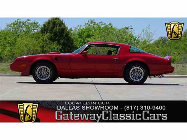 Picture of 1981 Firebird located in Texas - $22,595.00 - NBKV