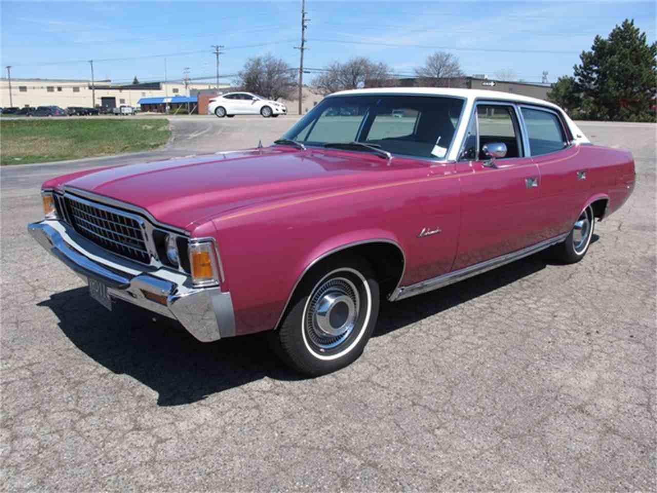1973 AMC Ambassador for Sale | ClassicCars.com | CC-1088120