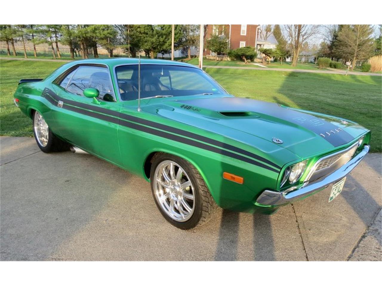 1973 Dodge Challenger for Sale   ClassicCars.com   CC-1088122