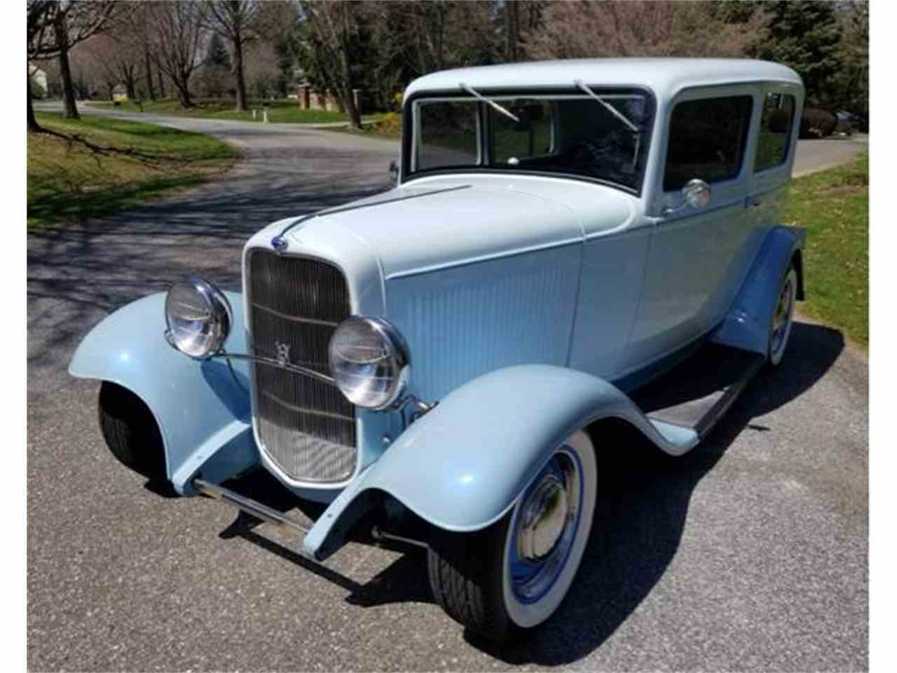 1932 Ford Tudor for Sale | ClassicCars.com | CC-1088128