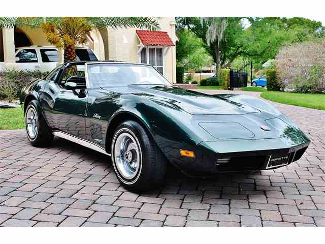 Picture of '73 Corvette - NBLU