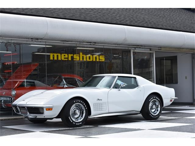 Picture of '72 Corvette - NBM4