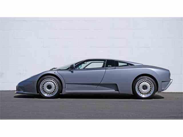 Picture of 1993 Bugatti EB 110 located in San Diego California Auction Vehicle - NBM9