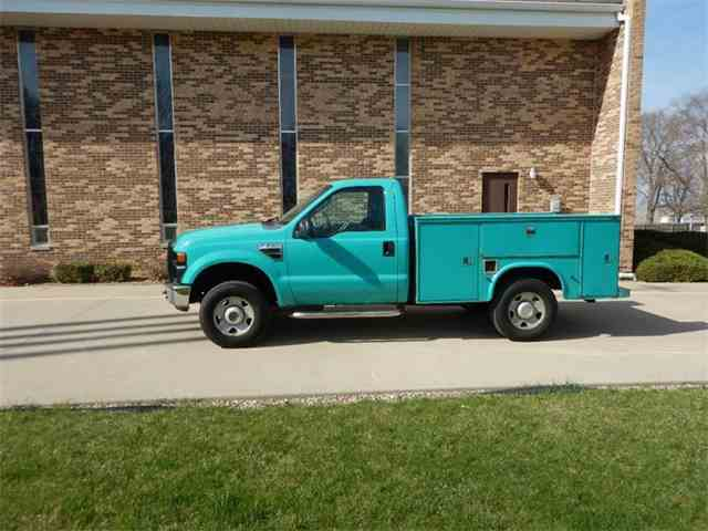 Picture of '08 F250 - NBMF