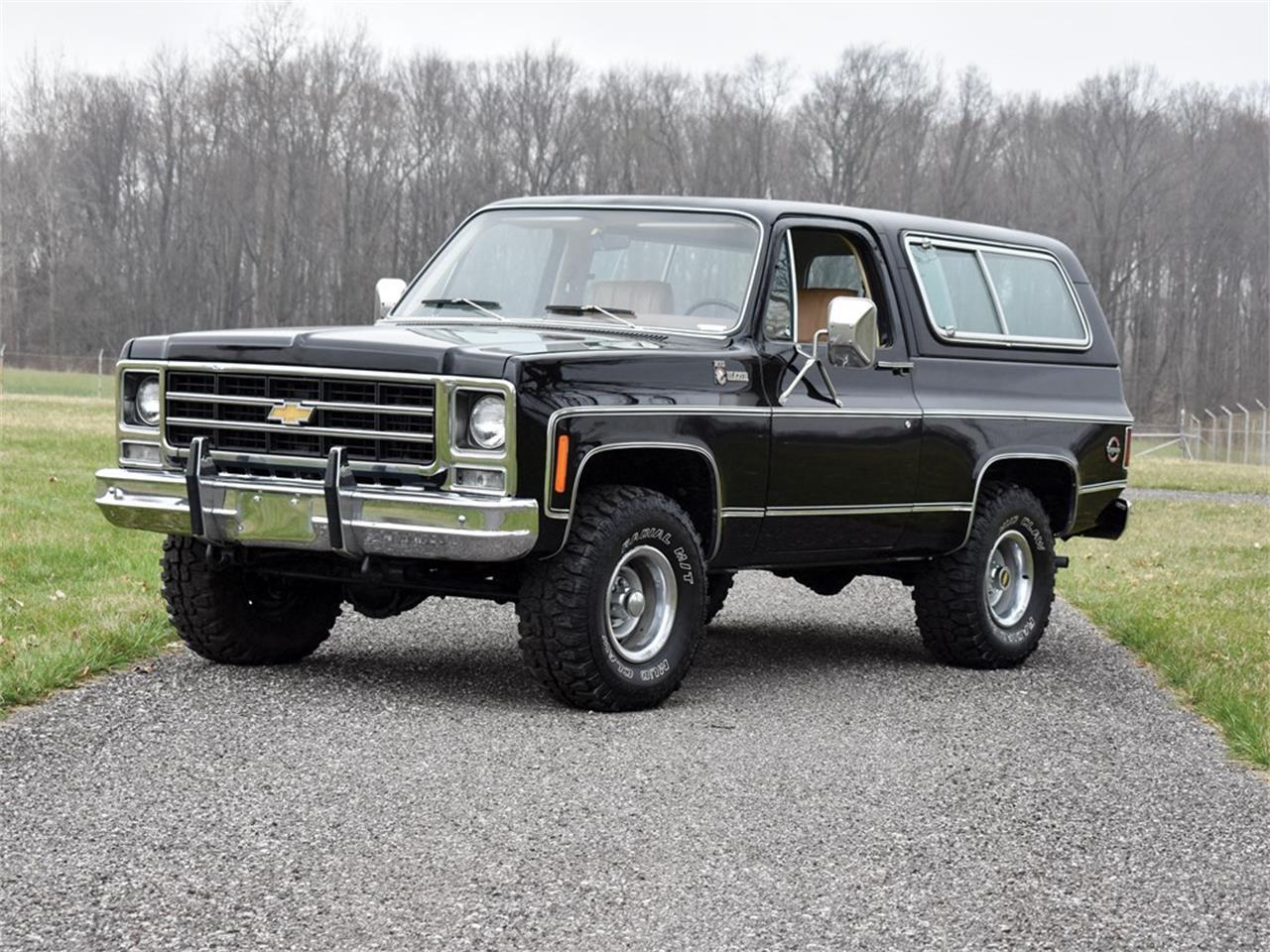 1979 Chevrolet K5 Blazer Cheyenne for Sale | ClassicCars com