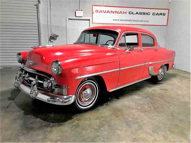 Picture of '53 Chevrolet 210 - NBMH